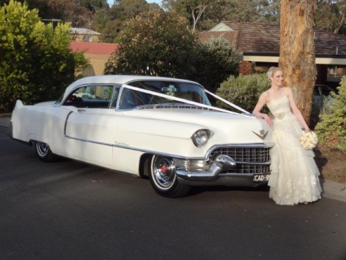 Wedding Car Association - Cadillac Style