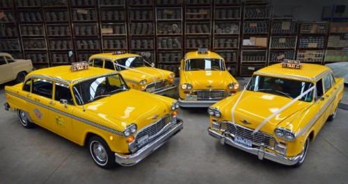 Wedding Car Association - Checker Cabs