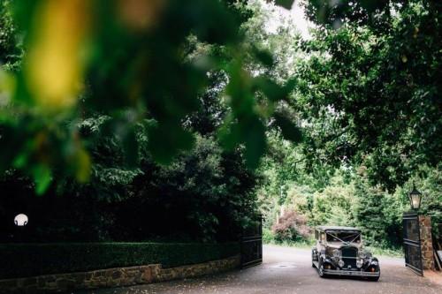 Wedding Car Association -  Hot Rod Heaven
