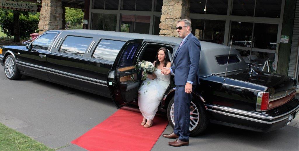 Wedding Car Association -  Limousine King