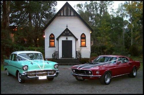 Mustang Chauffeured Carslogo