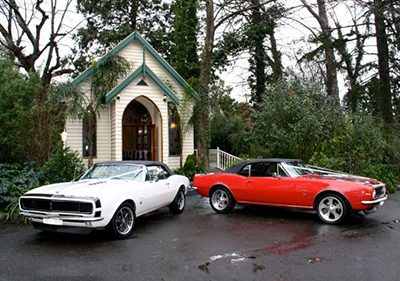 Bexy's Muscle Car Hire