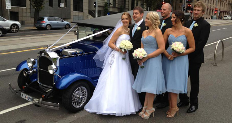 Wedding Car Association - Blue Moon Rods