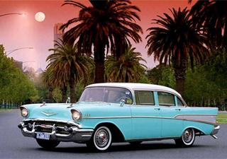 Paradise Chevys