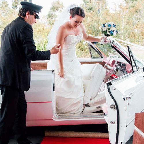 chauffered car hire