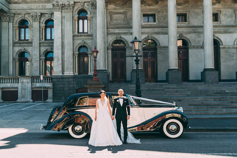 Triple R Luxury Car Hire Wedding Cars