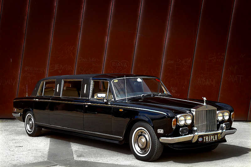 Triple R Luxury Car Hire Limo