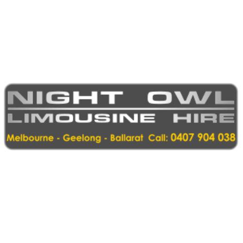 Night Owl Limos logo