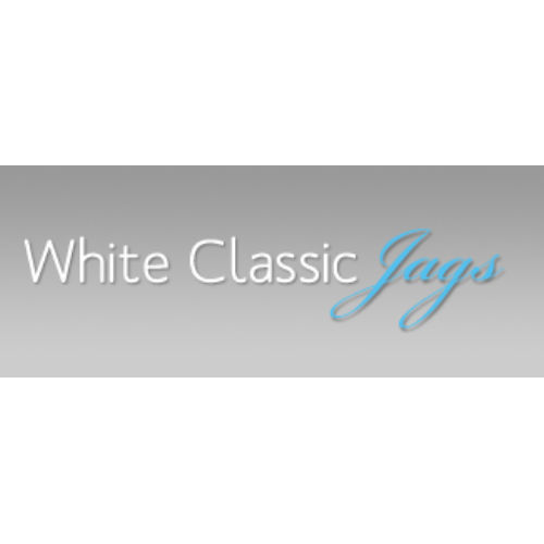 White Classic Jags