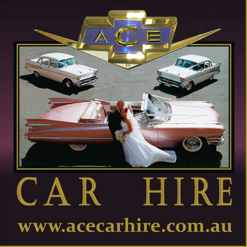 Wedding Car Association - Ace Car Hire