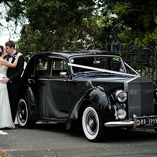 Prestige Wedding Car Hire