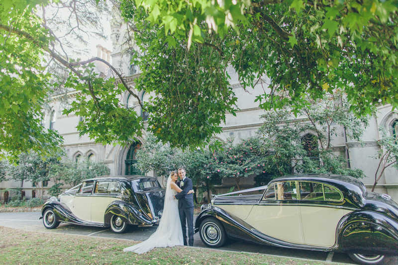 Triple R Luxury Car Hire Wedding Cars St Kilda Beach