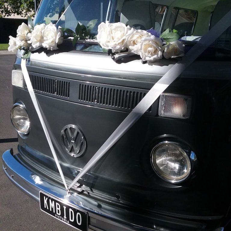 Kombi wedding car square comp