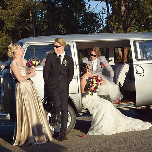 Wedding Car Association -  Kombis I Do