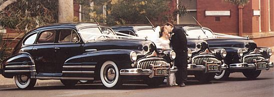 Buick Wedding Car Hire