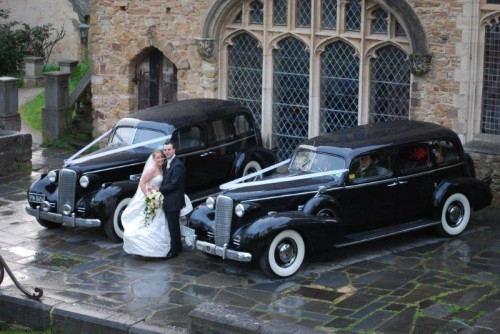 Caddy Wedding Car Hire