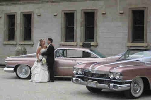 chevrolet Wedding Car Hire