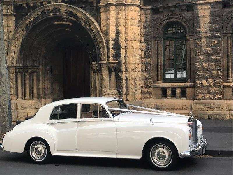 Classic Ford Wedding Car Hire