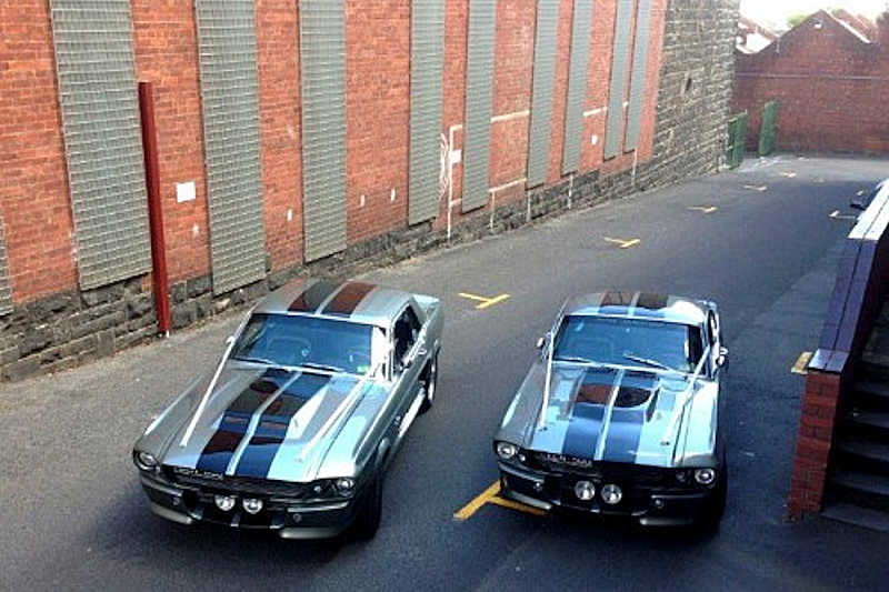 must have mustangs