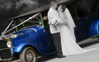 Top 3 Choices for a Blue Wedding Car Hire