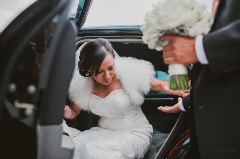 When To Book Your Wedding Car.
