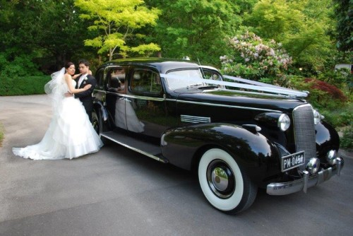 Cadillac Wedding Car Hire