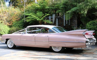 Cadillac Wedding Car Hire – A Lesson in Cool