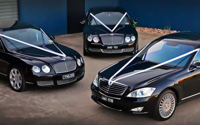 Bentley Wedding Cars Melbourne – A Touch of Hollywood Glamour