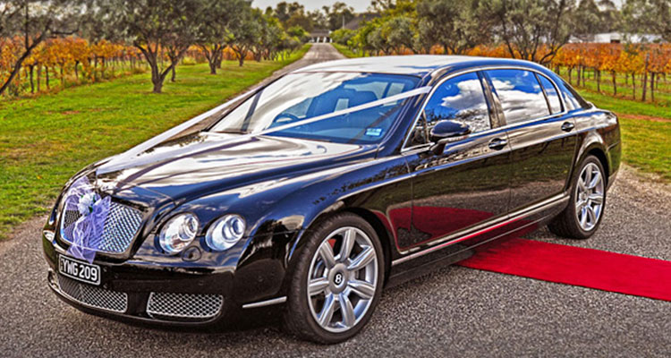 Bentley Wedding Cars Melbourne