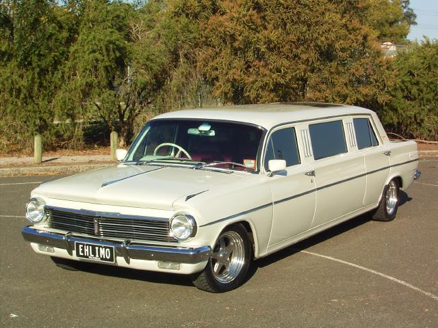 Holden Wedding Car Hire