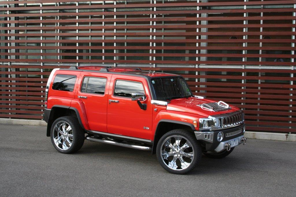 Hummer Wedding Car Hire Melbourne
