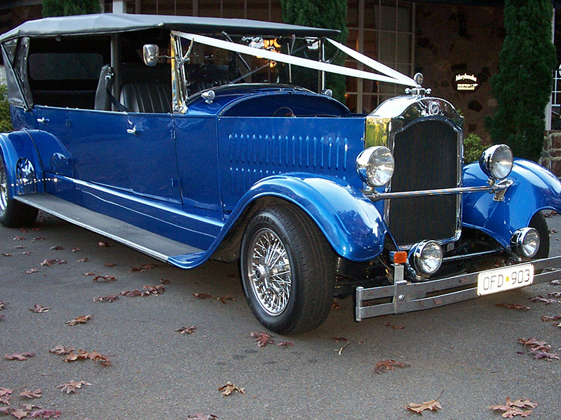 Hot Rod Hire Melbourne
