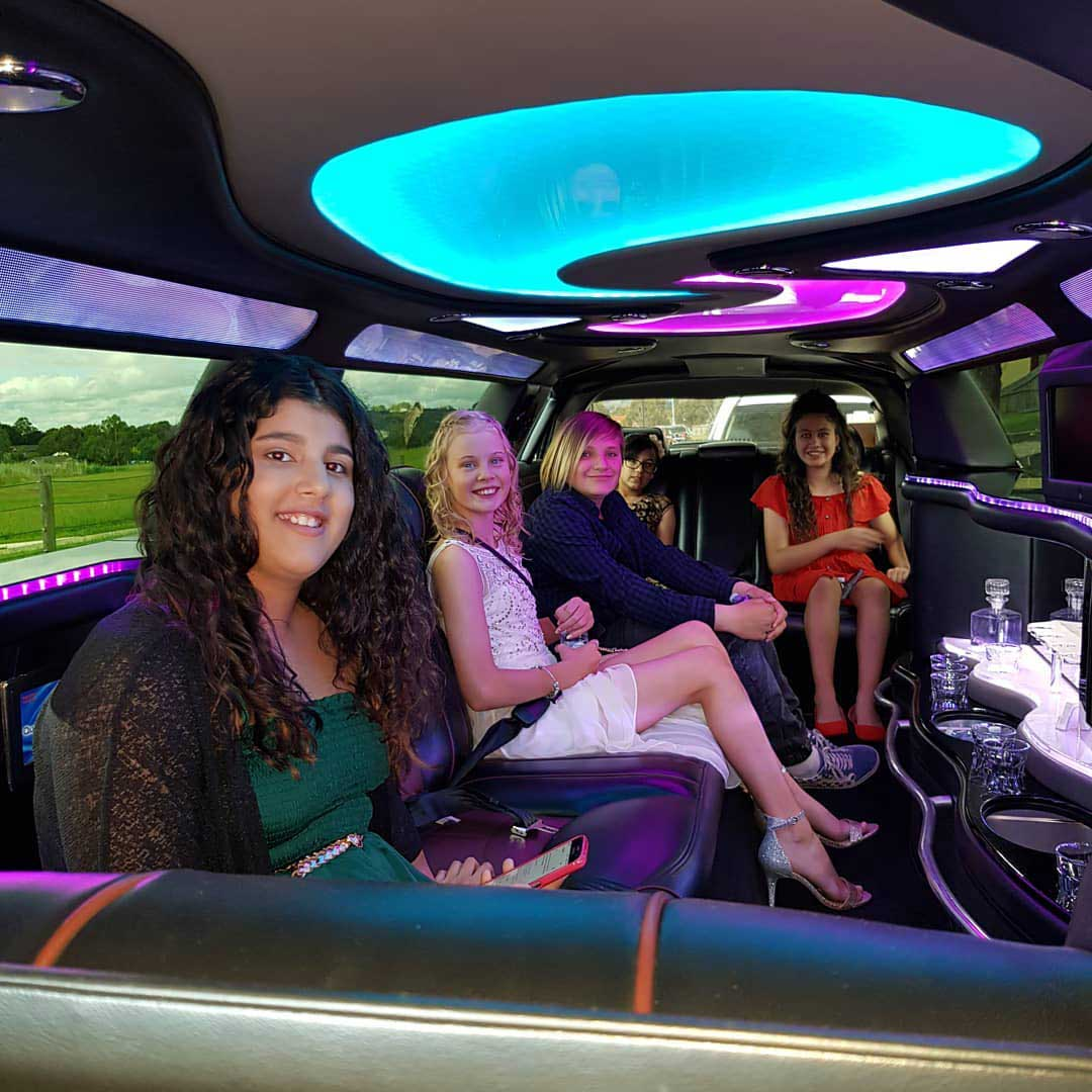 Graduation - When Else Can I Hire a Limo?