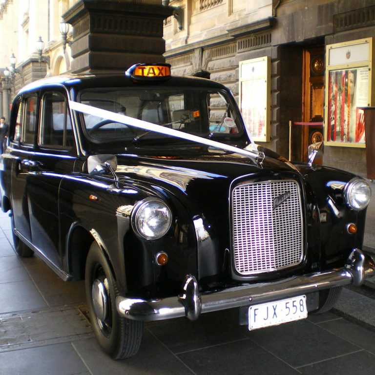 London Taxi Melbourne Wedding Car Hire