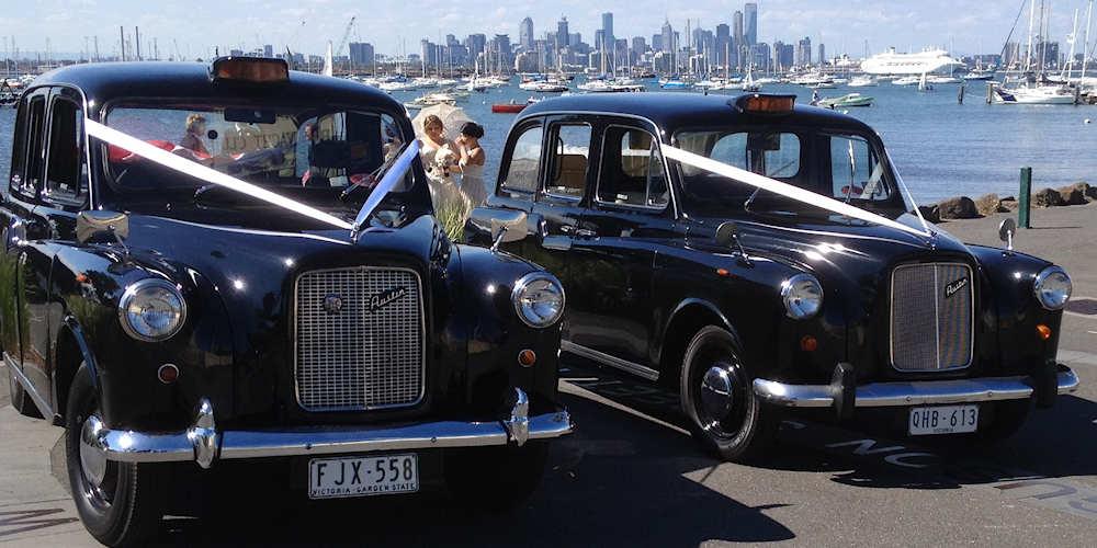 London Taxi Wedding Services