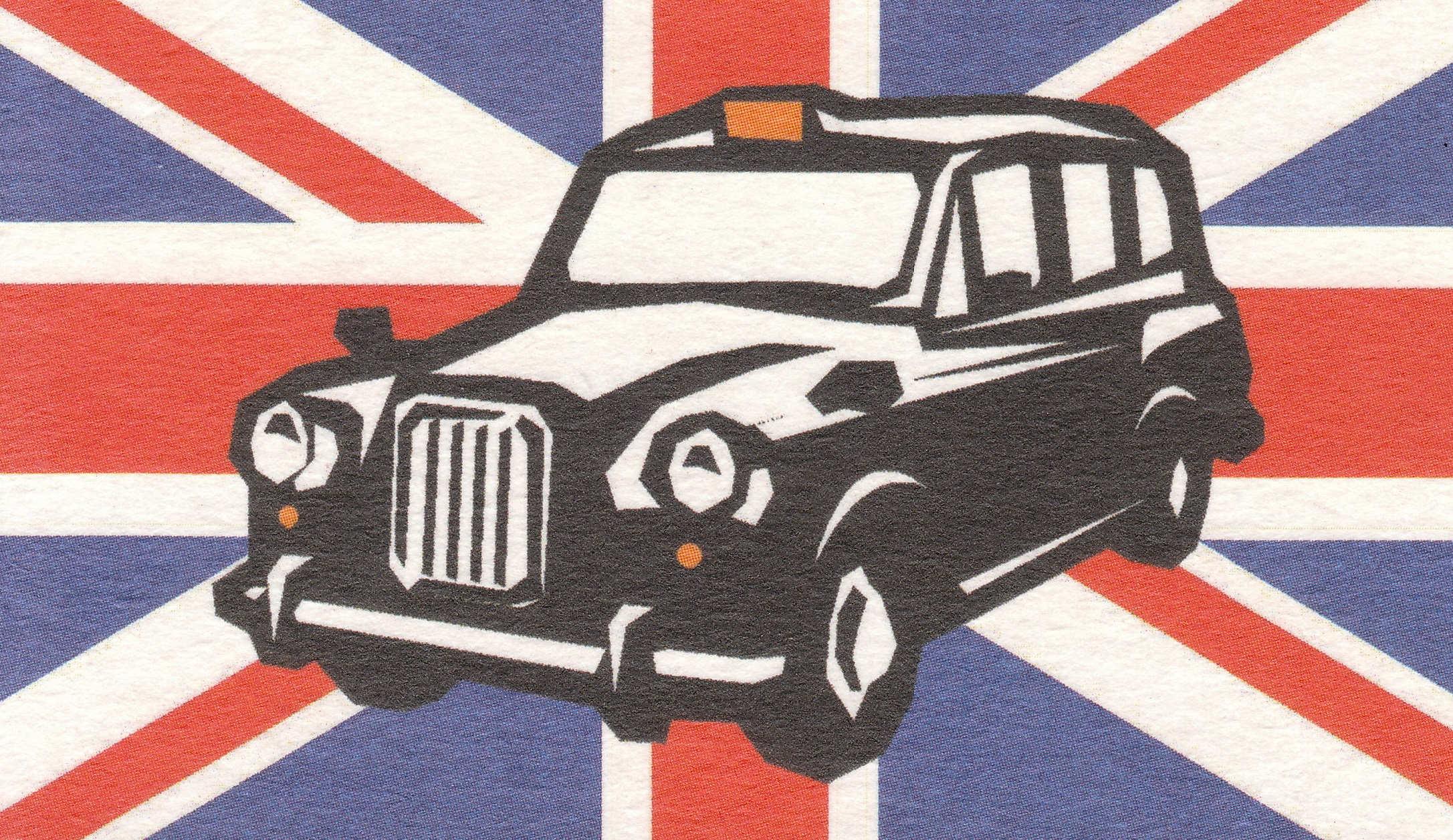London Taxi Wedding Services logo