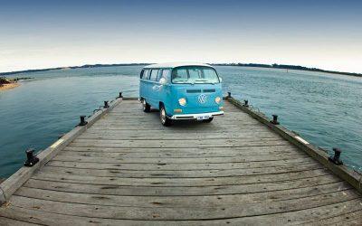 Practically Romantic VW Wedding Cars