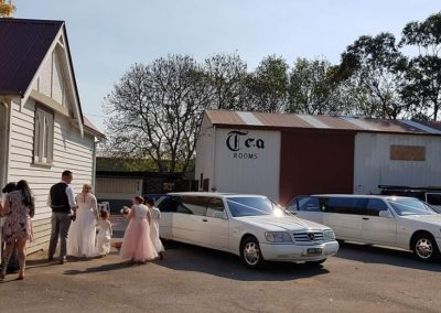 Classic and Classy Limousines