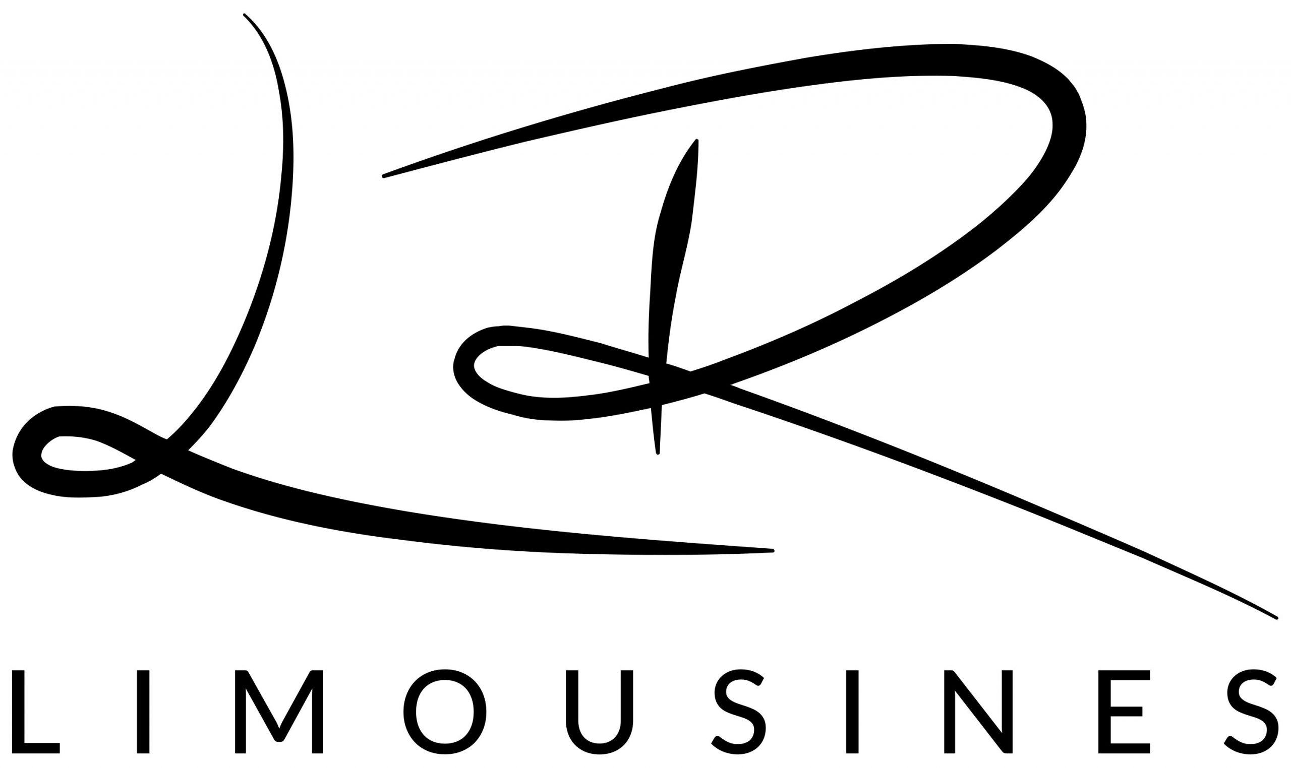 LR Limousines logo