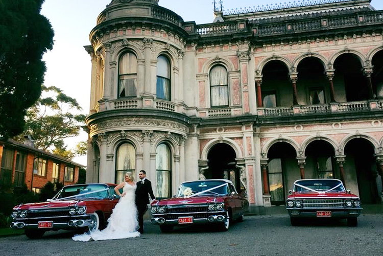 Wedding Car Association of Victoria - Caddyman