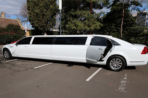 Wedding Car Association of Victoria - Gold Star Limo Hire - Holden Statesman
