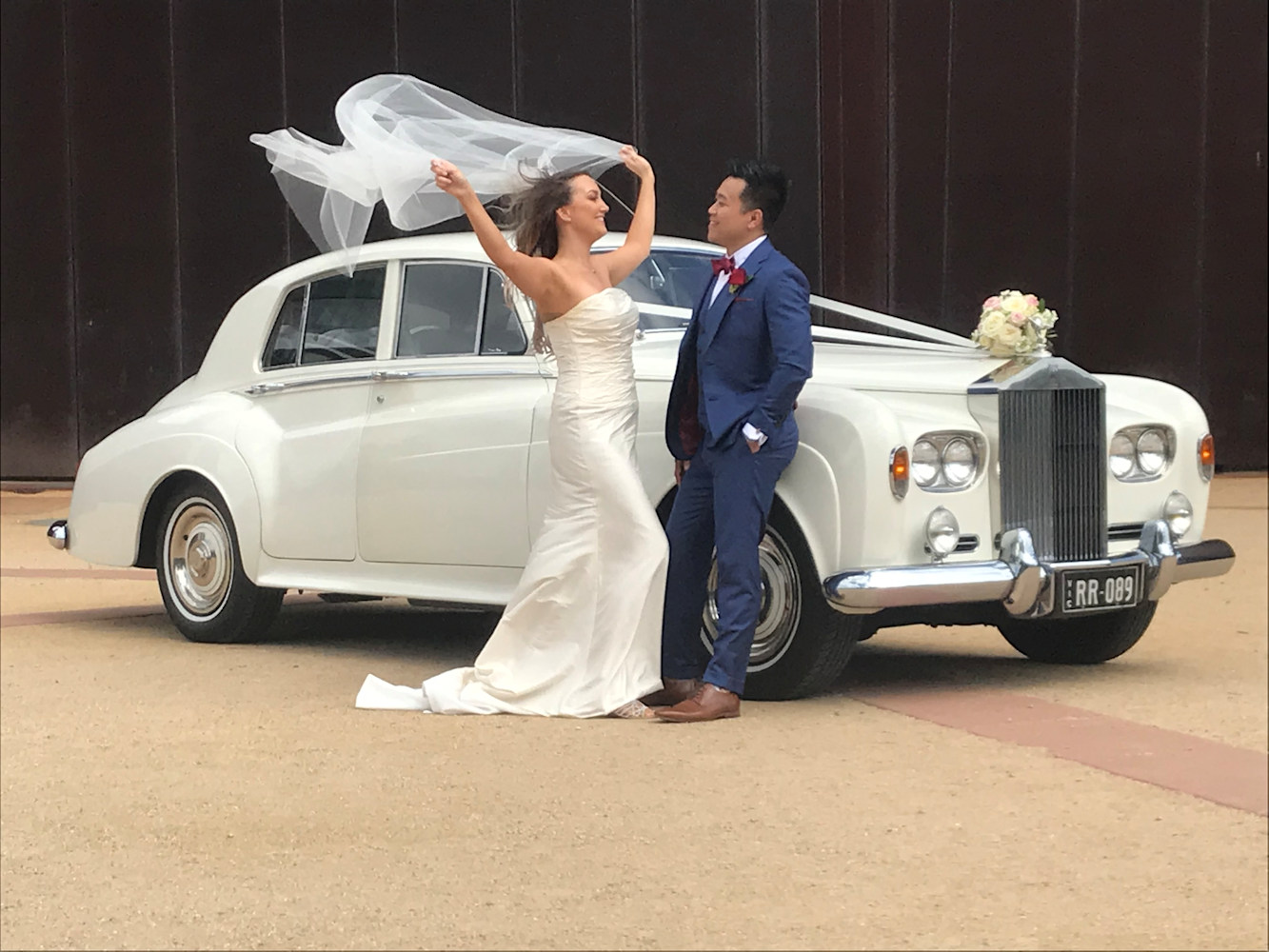 Classic and Prestige Wedding Car Hire Melbourne