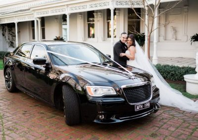 LR Limousines – Modern Sedans