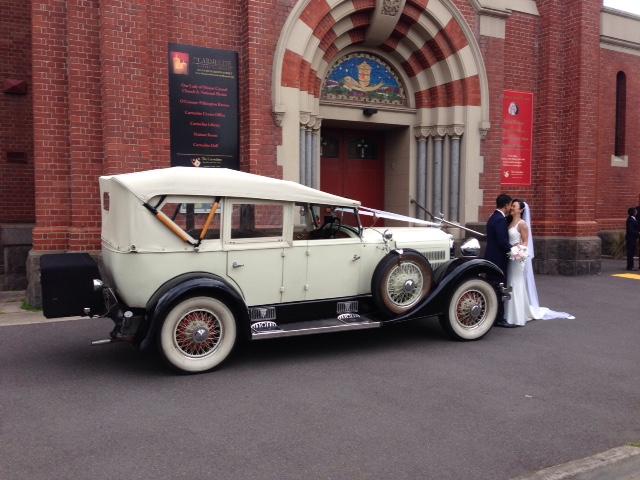 Sherbrooke Wedding Car Hire Melbourne