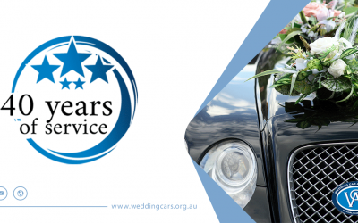 40 Years in the Wedding Car Industry