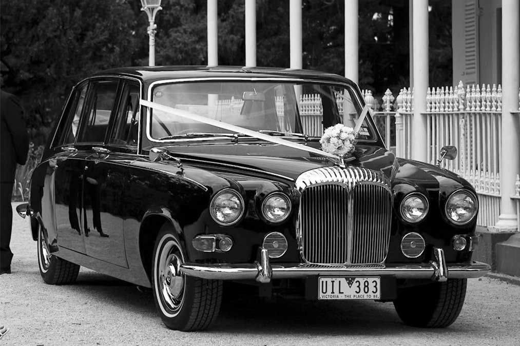Classic Wedding Cars Melbourne