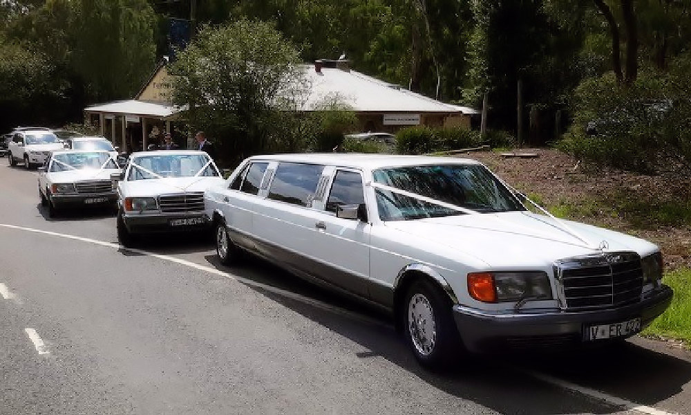 E and R Classics Wedding Car Hire Yarra Valley