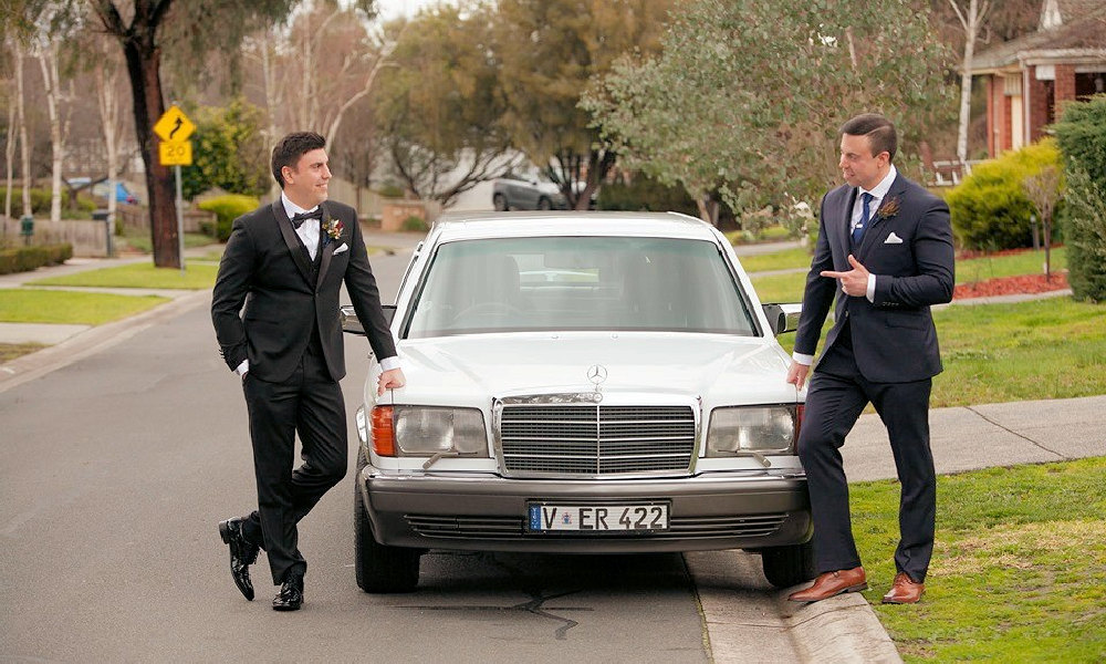 E and R Classics Wedding Car Hire
