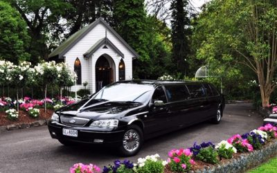 Limousine Wedding Car Hire for Classic Style