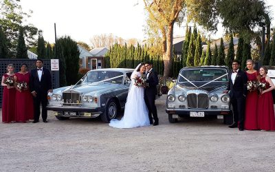 Who Goes in Wedding Cars?